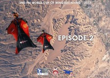 2ND FAI WORLD CUP OF WINGSUIT FLYING at Skydive Fyrosity – Episode 2