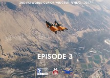 2ND FAI WORLD CUP OF WINGSUIT FLYING at Skydive Fyrosity – Episode 3