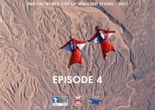 2ND FAI WORLD CUP OF WINGSUIT FLYING at Skydive Fyrosity – Episode 4