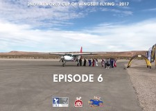 2ND FAI WORLD CUP OF WINGSUIT FLYING at Skydive Fyrosity – Episode 6