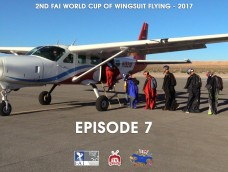 2ND FAI WORLD CUP OF WINGSUIT FLYING at Skydive Fyrosity – Episode 7