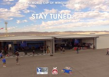 2ND FAI WORLD CUP OF WINGSUIT FLYING at Skydive Fyrosity – Stay Tuned…