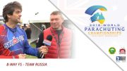 8-WAY FS TEAM Russia – 2018 World Parachuting Championships, Australia